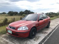 Selling Honda Civic 1997 in Cabanatuan