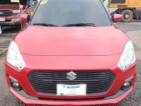 Red Suzuki Swift 2020 for sale in Automatic