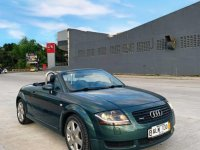 Green Audi Tt 2001 Coupe / Roadster at Manual  for sale in Manila