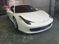 Ferrari 458 2011 for sale in Quezon City