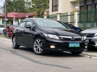Honda Civic 2012 for sale in Las Piñas