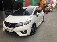 White Honda Jazz 2014 for sale in Manila