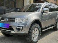 Sell Grayblack 2016 Mitsubishi Montero sport in Quezon City