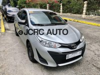 Silver Toyota Vios 2019 for sale in Makati
