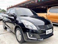 Black Suzuki Swift 2016 for sale in Mandaue