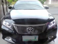 Sell Black 2018 Toyota Camry in Parañaque