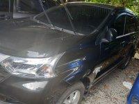 Black Toyota Avanza 2018 for sale in Manual