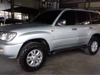 Grey Toyota Land Cruiser 2000 for sale in Pasig