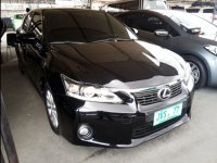 Sell 2012 Lexus Ct200h Hatchback in Cainta