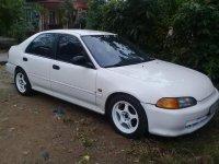 White Honda Civic 1993 for sale in Manual