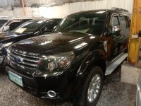 Selling Black Ford Everest 2014 in Quezon
