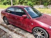 Selling Red Honda Civic 2004 in Las Piñas
