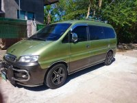 Green Hyundai Starex 1997 for sale in Moncada