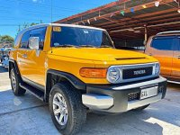 Yellow Toyota Fj Cruiser 2019 for sale in Mandaue