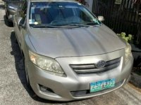Silver Toyota Altis 2008 for sale in Taal