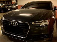Sell Black 2017 Audi A4 in Bonifacio