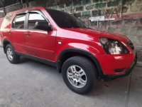 Honda Cr-V 2002 for sale in Manila