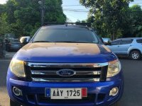 Sell Blue 2014 Ford Ranger in Magallanes