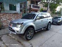 Sell Silver 2009 Mitsubishi Montero in Quezon City
