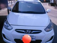 Sell White 2012 Hyundai Accent in Manila