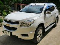 Sell White 2013 Chevrolet Trailblazer SUV / MPV at 50000 in Panglao