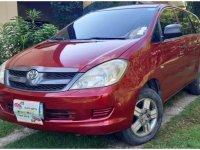 Sell 2008 Toyota Innova in Dumaguete