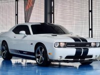 White Dodge Challenger 0 for sale in