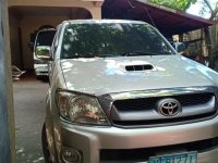 Sell Silver 2011 Toyota Hilux in Legazpi