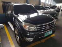Selling Black Ford Everest 2011 in Pasig