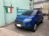 Sell Blue 2014 Ford Ecosport in San Antonio
