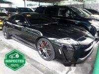 Selling Black Jaguar Xk 2015 in Quezon City