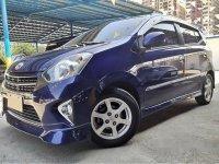 Sell Blue 2016 Toyota Wigo in Roxas