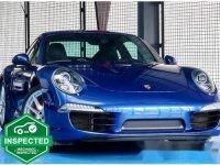 Sell Blue 2014 Porsche 911 in Quezon City