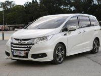 Selling White Honda Odyssey 2015 in Quezon City