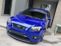 Selling Blue Ford Focus 2007 in Manila