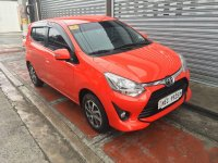 Sell 2019 Toyota Wigo in Quezon City