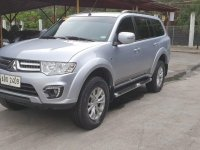 Silver Mitsubishi Montero 2015 for sale in Automatic