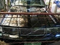 Selling Black Volvo 960 1996 in Manila