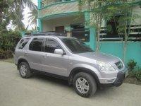 Silver Honda Cr-V 2003 for sale in Kalibo