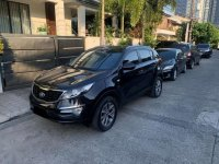 Selling Black Kia Sportage 2014 in Manila