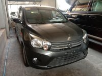 Sell Grey 2017 Suzuki Celerio in Quezon City
