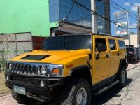 Selling Hummer H2 2006 in Manila