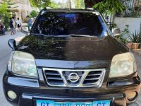 Black Nissan X-Trail 2005 for sale in Manila