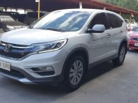 White Honda Cr-V 2017 for sale in Manila