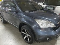 Grey Honda Cr-V 2006 for sale in Automatic