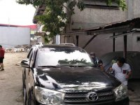 Black Toyota Fortuner 2011 for sale in Manila