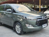 Sell Green 2016 Toyota Innova in Manila