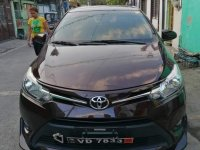 Black Toyota Vios 2018 for sale in Automatic