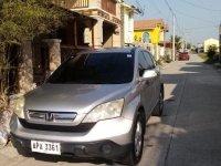 Silver Honda Cr-V 2010 for sale in Manila