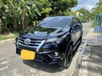 Sell Black 2016 Toyota Fortuner in Manila